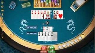 Pai gow poker on Youspades.com online casino