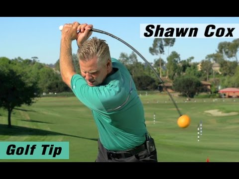 Learn Kinematic Sequence Golf Drill