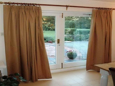 Drapes For Sliding Glass Door
