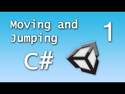 [Beginner] Moving and Jumping--Simple 3D Platformer | Tutorial Element 1