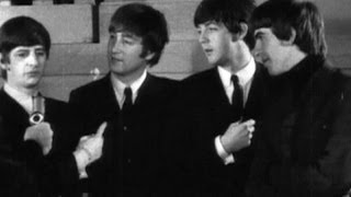 What does the Beatles' name mean?
