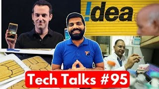 Tech Talks #95 - Vivo V5 Plus, Moto Z 2017, Idea 15GB, Smart Needle, iPhone 8, Hugo leaves Xiaomi