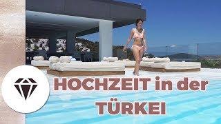 HOCHZEIT in der Türkei - AU PAIR Vlog aus Bodrum I Nela Lee