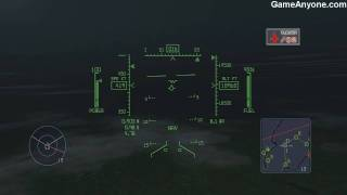 Over G Fighters - South America - Tactical Mission 1 - Destroy The Enemy Squadrons On Base