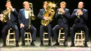 Little Fugue in G minor - Canadian Brass