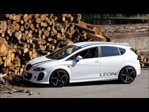 seat leon 1p tuning white scorpion 2 0 youtube. Black Bedroom Furniture Sets. Home Design Ideas