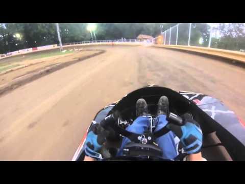 Jax Yohn Racing - Shellhammers Speedway - July 19, 2014