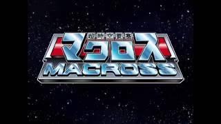 超時空要塞マクロス - Chōjikū Yōsai Makurosu - Super Dimension Fortr...