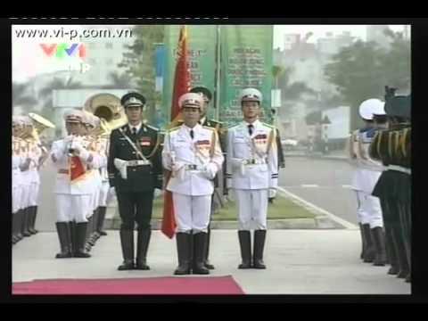 Nghi thức - Đội tiêu binh danh dự