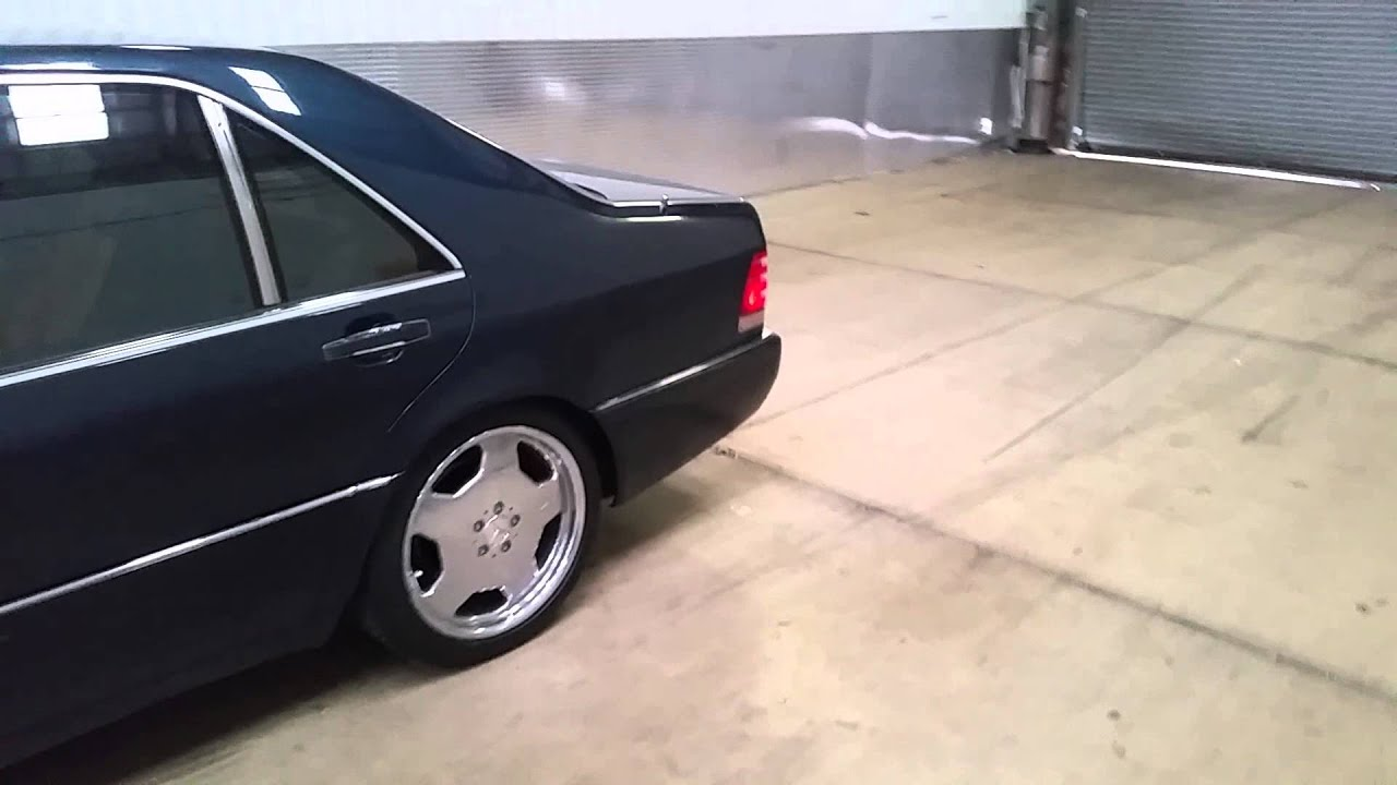 1993 mercedes benz 400sel youtube for 1993 mercedes benz 400sel for sale