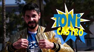 Toni Castro Evo 2018 - Powerslide HC Evo Pro freestyle slalom