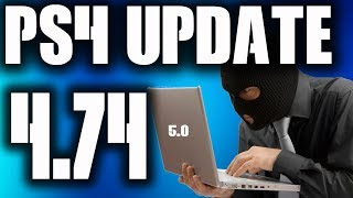 PS4 4.74 System Software Update - PS4 5.0 Release Date? - PS4 Jailbreak Warning