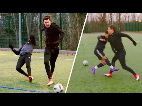 THE ART OF DIVING | HOW TO ALWAYS WIN A FREE KICK ft. JACK WHITEHALL