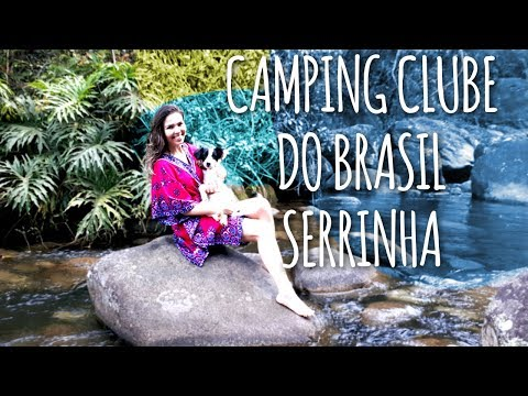 Camping Clube Do Brasil Na Serrinha Do Alambari Em Resende-RJ
