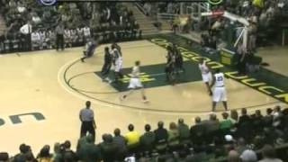 2010/2011 Arizona Wildcats Basketball @ Oregon