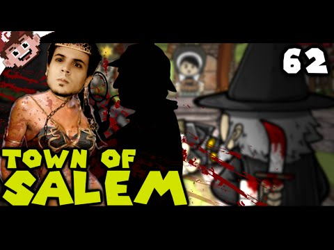 Hot GirlFriends Suck (The Derp Crew: Town of Salem - Part 62)
