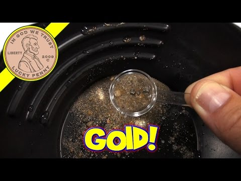 Gold Panning Kit, Be A Prospector!