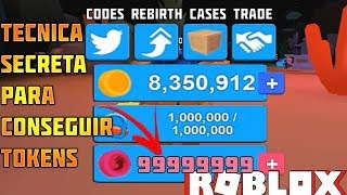 THE SECRET TO GIVING MANY REBIRTHS IN MINING SIMULATOR!!! -ROBLOX (TECHNIQUE)