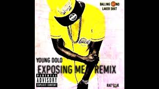 YOUNG DOLO x MEMO 600 & KING VON EXPOSING ME REMIX |EXCLUSIVE AUDIO