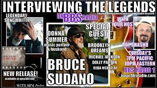 Bruce Sudano legendary songwriter & music partner to late wife Donna Summer