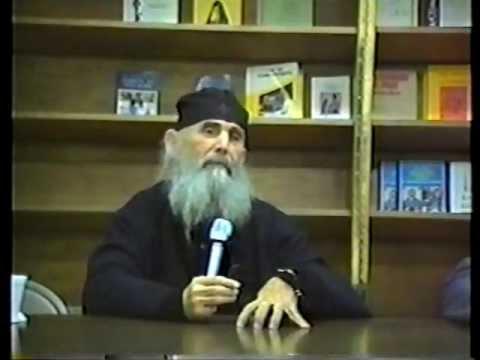 The Spiritual War -- Elder Ephraim of Philotheou and Arizona