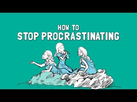 How to Stop Procrastinating from YouTube · Duration:  5 minutes 13 seconds