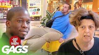 Best of Getting into Trouble Pranks | Just for Laughs Compilation