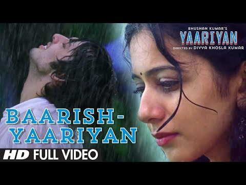Thumbnail: Baarish Yaariyan Full Video Song (Official) | Himansh Kohli, Rakul Preet