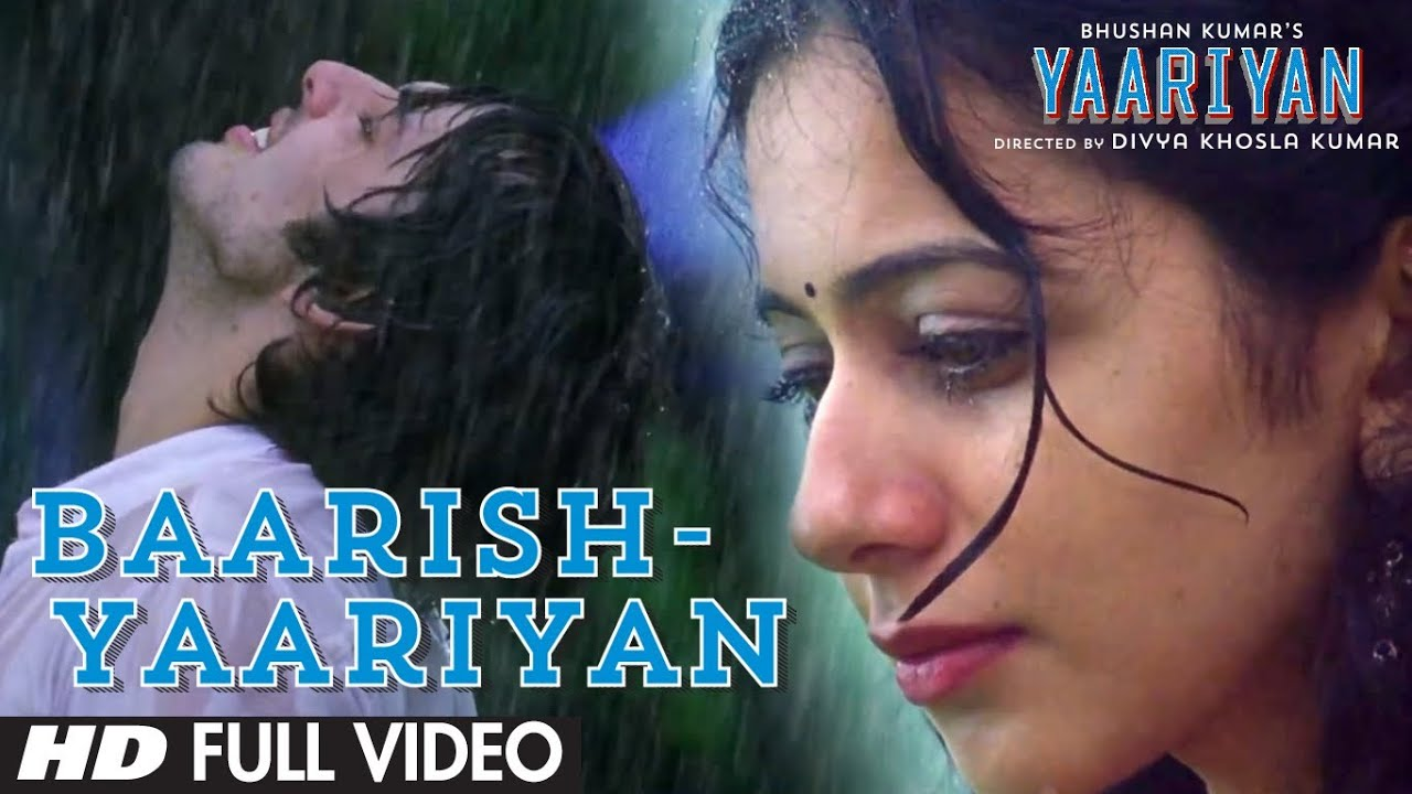 Hd wallpaper yaariyan - Baarish Yaariyan Full Video Song Official Himansh Kohli Rakul Preet Youtube