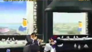 9/4/10 TRF Japanese Garou MOTW 3 vs 3 Tournament  (1 of 4)