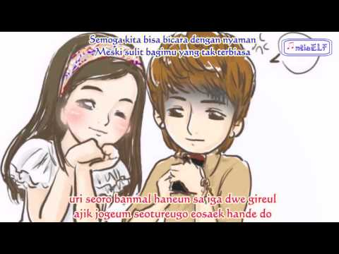 [FMV] Jung YongHwa - Banmal Song With Romanization Lyrics And INDO Subs HD
