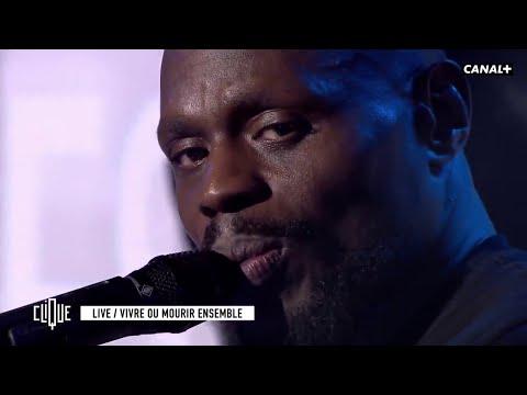 Youtube: Kery James en live avec«Vivre ou mourir ensemble» – Clique – CANAL+