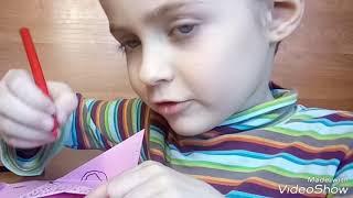 Обаяшка сынуля сам снимает видео! Урок оригами