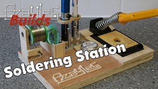 All in one Soldering Station