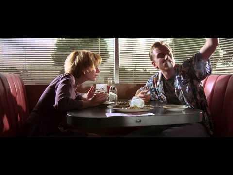 Pulp Fiction Opening Scene