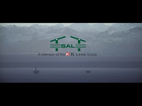 TEASER - SAL Offshore: MV Svenja, Installing Gas Platform