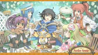 Atelier Annie: Alchemists of Sera Island [NDS Music] - Like an Unexpected Flame