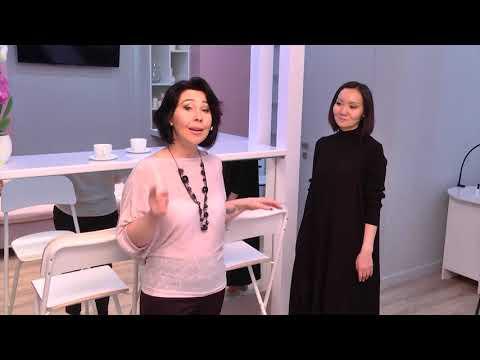 Дизайн интерьера салона красоты Камила Мамытбекова