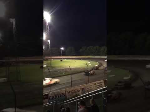 Murray County Speedway Sport compact feature 2018