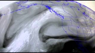 Heavy Aerosols Maintain Polar Vortex, on 11 08 14