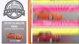 Forza Horizon 3 WHEELSPINS - HE Toyota Supra IS HERE!! - 3 Mill Battle