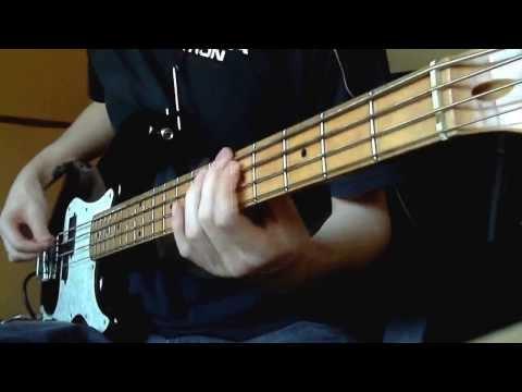 [HD]Secular Haze - Ghost - Bass cover