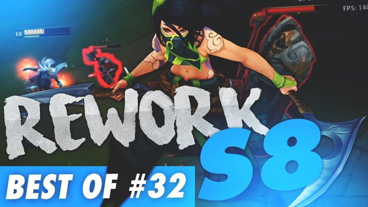 BEST OF SOLARY #32 - LE REWORK D'AKALI TOTALEMENT FUMÉ (S8 REWORK)