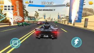 Real city drift racing drive