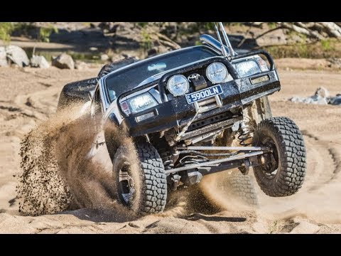 Solid Axle Swapped His HiLux In A WEEKEND! • CUSTOMS #35