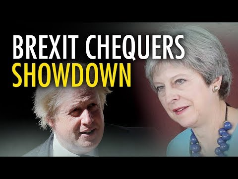 Brexit's Future Decided in Chequers | Jack Buckby