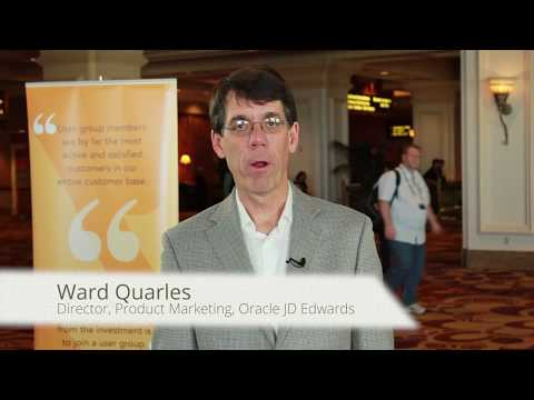Ward Quarles invites you to attend JD Edwards INFOCUS 17