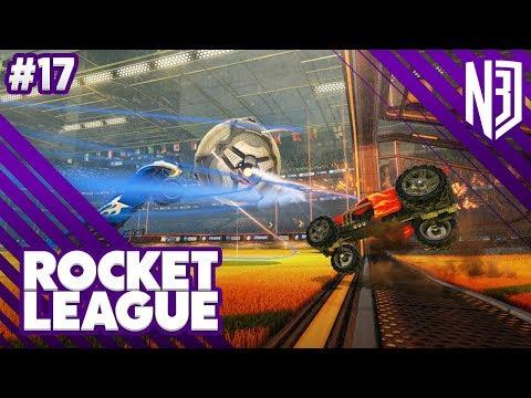 Rocket League #17 - ZŁODZIEJE /N3jxiom