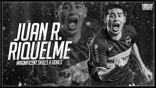 Juan Roman Riquelme ● Magnificent Skills & Goals ● Skills in Ever   HD