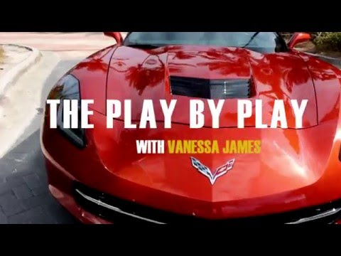 REVIEW: Vanessa's #PlaybyPlay on the 2016 Corvette Stingray Convertible.